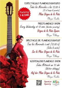 Flamenco en Mijas - Hotel Ángela Fuengirola