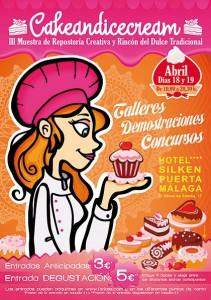 Cake & Ice cream Malaga - Hotel Angela Fuengirola