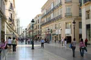 La Calle Larios - Hotel Angela Fuengirola