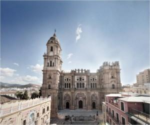 La catedral de Málaga - Hotel Angela Fuengirola