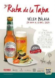 Ruta de la Tapa de Vélez Málaga - Hotel Ángela Fuengirola