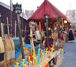 Mercado Medieval en Fuengirola - Hotel Angela Fuengirola