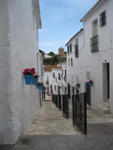 Gitanillas en Mijas - Hotel Angela Fuengirola