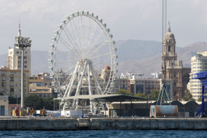 La Noria de Malaga - Hotel Angela Fuengirola