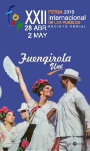 Feria de los Pueblos 2016 - Hotel Angela Fuengirola